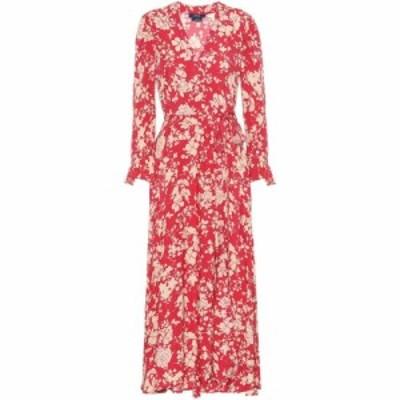 ラルフ ローレン Polo Ralph Lauren レディース ワンピース ワンピース・ドレス Floral wrap dress Red Meadow Floral