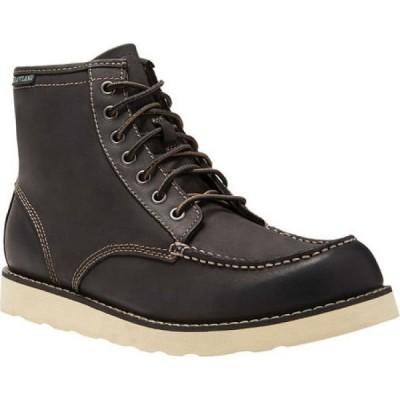 イーストランド Eastland メンズ ブーツ シューズ・靴 Lumber Up Boot Black/Black Leather