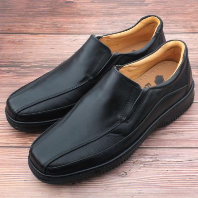 【ㄅㄆㄇGOOD】舒適上班族首選休閒鞋-紳士黑(G009)