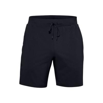 アンダーアーマー カジュアルパンツ メンズ ボトムス QUALIFIER SP  - Sports shorts - black