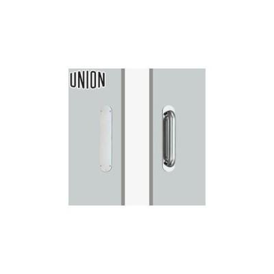 UNION(ユニオン) T5614-01-001-L330 ドアハンドル プレート 1セット(内外) [ネオイズム]