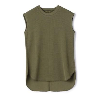 tシャツ Tシャツ ESTNATION / バナーワッフルプルオーバー