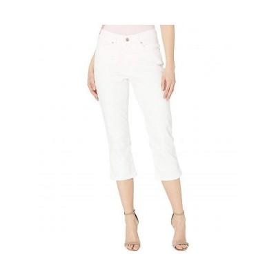 Levi's(R) Womens リーバイス レディース 女性用 ファッション ジーンズ デニム Classic Capris - Simply White