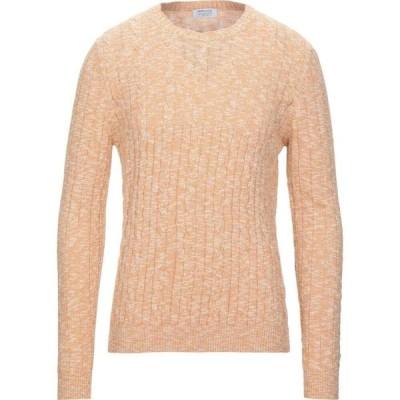 ヘリテイジ HERITAGE メンズ ニット・セーター トップス sweater Sand