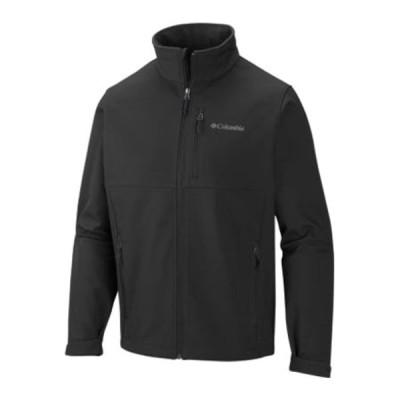 コロンビア ジャケット&ブルゾン アウター メンズ Men's Columbia Ascender Softshell Jacket Black
