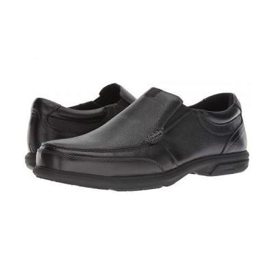Florsheim Work メンズ 男性用 シューズ 靴 ローファー Loedin - Black