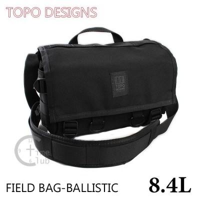 TOPO DESIGNS トポ デザイン バッグ FIELD BAG-BALLISTIC ショルダーバッグ
