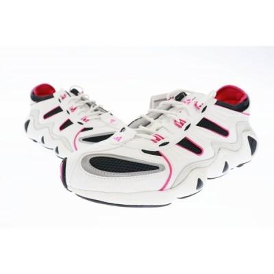 【中古】アディダス adidas FYW S-97 スニーカー G27987 28.5 白 ホワイト ブランド古着ベクトル 中古●▲ 200911 0030