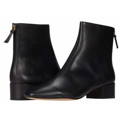 ジェイクルー ブーツ&レインブーツ シューズ レディース Cap-Toe Ankle Boot Black