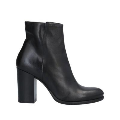 KEB ショートブーツ  レディースファッション  レディースシューズ  ブーツ  その他ブーツ ブラック