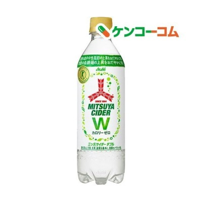 三ツ矢サイダーW ( 485ml*24本入 )/ 三ツ矢サイダー
