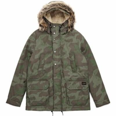 ボルコム Volcom メンズ ジャケット アウター lidward 5k jacket Camouflage