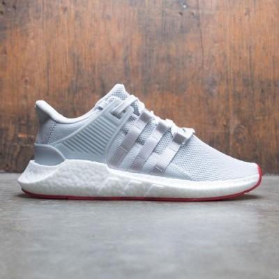 アディダス Adidas メンズ スニーカー シューズ・靴 EQT Support 93/17 silver/matte silver/footwear white