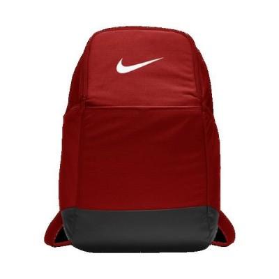 (取寄)ナイキ  ブラジリア ミディアム バックパック リュック バッグ Nike  Brasilia Medium Backpack University Red 送料無料