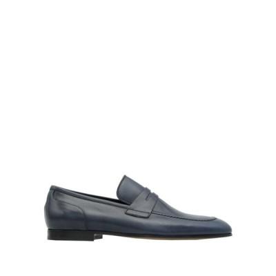 ポールスミス PAUL SMITH メンズ ローファー シューズ・靴 loafers Dark blue