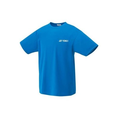(ヨネックス)YONEX テニスウェア ドライTシャツ 16400 [ユニセックス] 16400 506 インフィニットブルー (506) S