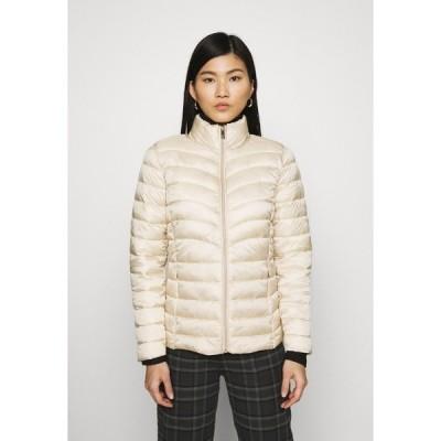 エスプリ ジャケット&ブルゾン レディース アウター THINS - Winter jacket - cream beige