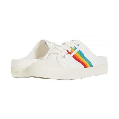 Gola ゴラ レディース 女性用 シューズ 靴 スニーカー 運動靴 Coaster Rainbow Mule - Off-White/Multi