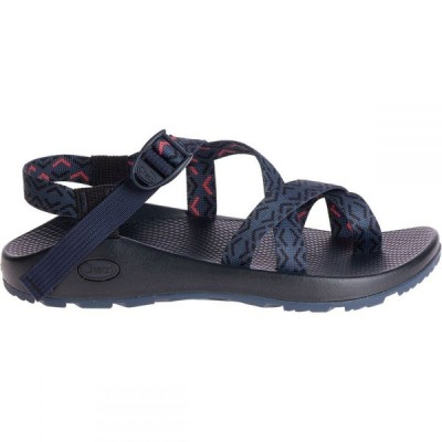 チャコ Chaco メンズ サンダル シューズ・靴 Z/2 Classic Sandal Stepped Navy
