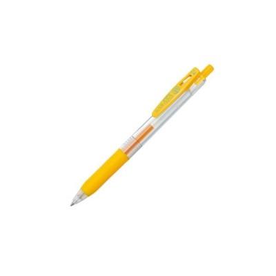 [ゼブラ] サラサクリップ0.4mm 黄