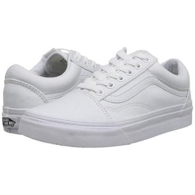 バンズ Old Skool Core Classics メンズ スニーカー 靴 シューズ True White