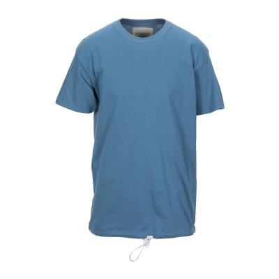 CORELATE T シャツ パステルブルー S コットン 100% T シャツ