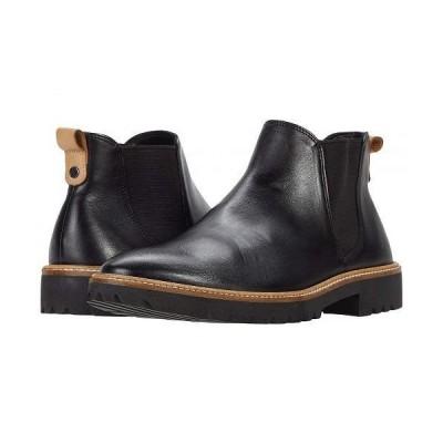 ECCO エコー レディース 女性用 シューズ 靴 ブーツ チェルシーブーツ アンクル Incise Tailored Chelsea Boot - Black