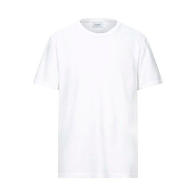 ドンダップ DONDUP T シャツ ホワイト XL コットン 100% T シャツ