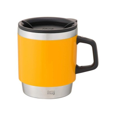 thermo mug(サーモマグ) スタッキングマグ YELLOW ST17-30