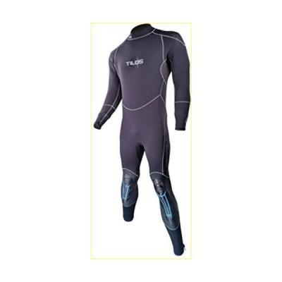 Tilos Men's 7/6/5mm Skyros Superstretch Glideskin Scuba Diving Wetsuit (XL)【並行輸入品】