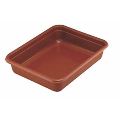 食器 の 保管・運搬にハ゛ス ホ゛ックス 15インチ 持手が痛くならない丸型設計
