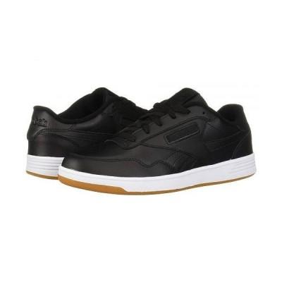 Reebok リーボック レディース 女性用 シューズ 靴 スニーカー 運動靴 Club Memt - Black/Black/Reebok Rubber Gum