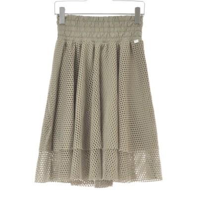 PUMA / プーマ 576337-17 メッシュフレア スカート