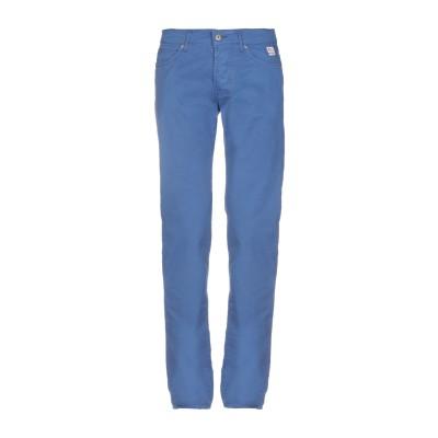 ロイ ロジャース ROŸ ROGER'S パンツ ブルー 31 コットン 96% / ポリウレタン 4% パンツ