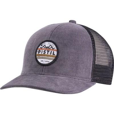 ピスタイル メンズ 帽子 アクセサリー Wyeth Trucker Hat