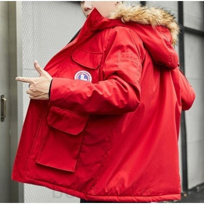 2020冬新作中綿コートメンズスタジャンキルティングダウンジャケット防寒あったかファッションアウトドアアウターおしゃれ