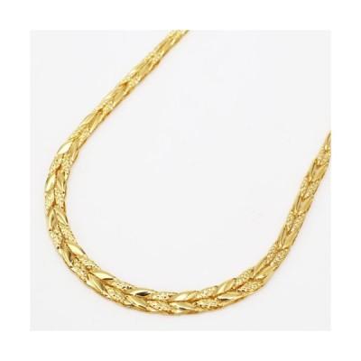 純金 ネックレス K24 デラックス チューリップ 45cm 11g
