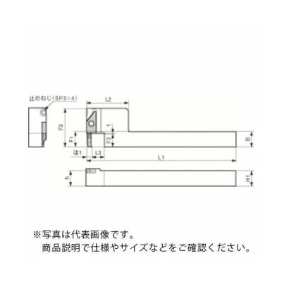京セラ 内径加工用ホルダ SVNSR1212M-12-20XN ( SVNSR1212M1220XN ) 京セラ(株)