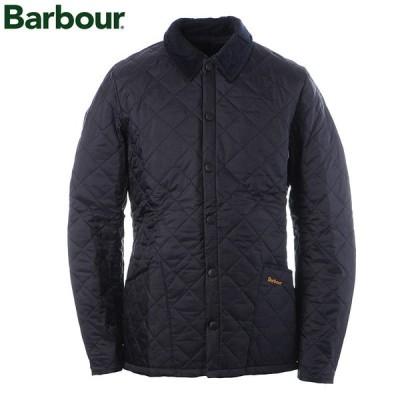 バブアー BARBOUR キルティングジャケット メンズ アウター ブルゾン HERITAGE LIDDESDALE QUILT MQU0240 ネイビー