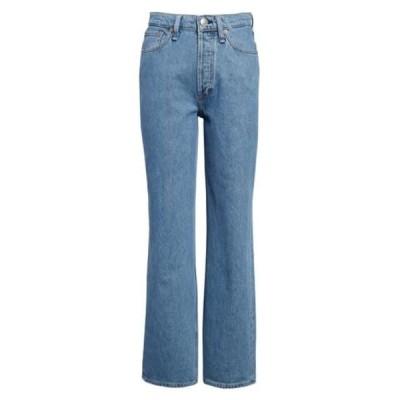 ラグアンドボーン レディース デニムパンツ ボトムス Ruth Super High Rise Straight Leg Jeans MISHA
