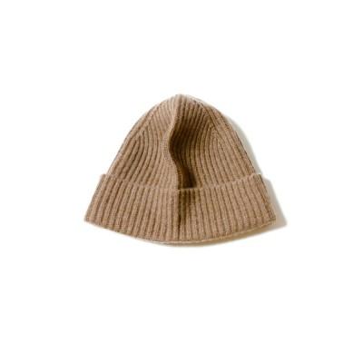 MEN'S BIGI / ウールニットキャップ MEN 帽子 > ニットキャップ/ビーニー
