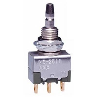 日本開閉器(NKK) [MB-2511G] 押ボタンスイッチ(10個セット) MB2511G