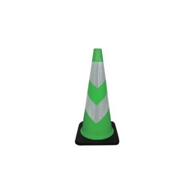 グリーンクロス 1105300501 ストロングコーン 緑/白 メーカー直送 代引不可 沖縄 離島不可