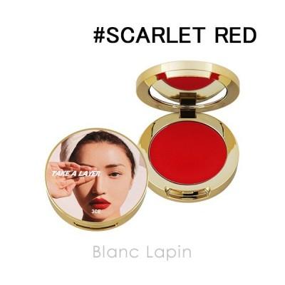 スリーコンセプトアイズ 3CE テイクアレイヤーマルチポット #SCARLET RED [398214]【メール便可】【クリアランスセール】