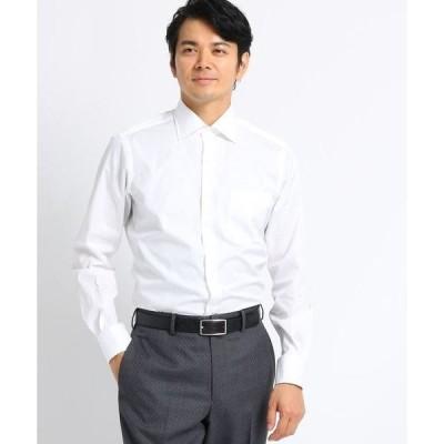 TAKEO KIKUCHI / タケオキクチ 小立菱 ビジネスシャツ