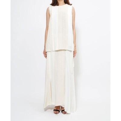 EZUMi / カラミプリーツスカート