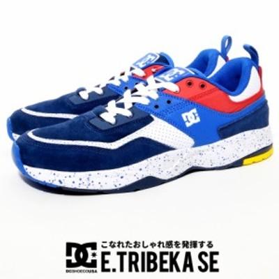 DC SHOES ディーシーシューズ スニーカー E.TRIBEKA SE メンズ ローカット スケボー スケーター ストリート系 ファッション 靴