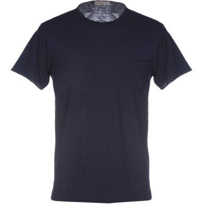 STELL BAYREM T シャツ ダークブルー S コットン 100% T シャツ
