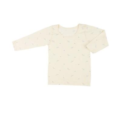 半袖シャツ        あったか綿100% ロゴB