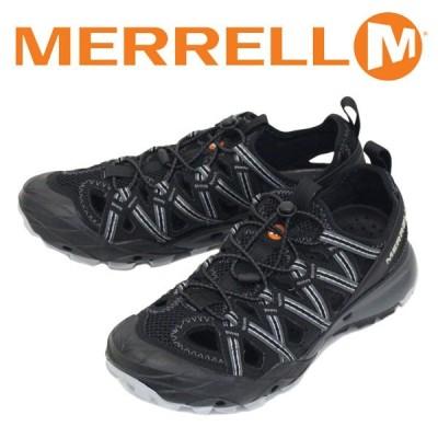 MERRELL (メレル) J50325 CHOPROCK SHANDAL チョップロック シャンダル シューズ BLACK MRL054